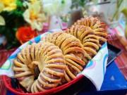 Bếp Eva - Bánh mì nhân khoai lang đầy hấp dẫn