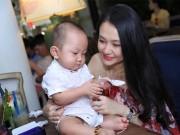Làng sao - Tuấn Hưng lo lắng khi sắp đến sinh nhật con trai