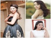 """Làm đẹp - """"Học lỏm"""" tóc đẹp mùa thu từ hoa hậu Việt"""