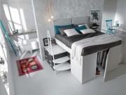 Nhà đẹp - Giường tủ 2-trong-1: giải pháp hoàn hảo cho căn nhà nhỏ