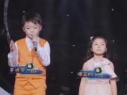 """Clip Eva - Sởn da gà với màn trình diễn """"You raise me up"""" của hai bé"""
