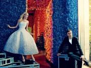 Kỷ nguyên lừng lẫy của Dior dưới thời Raf Simons