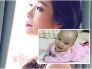 Làng sao - Trịnh Kim Chi khoe con gái 4 tháng tuổi đáng yêu