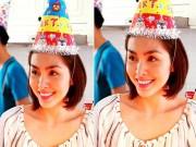Làm đẹp - Tăng Thanh Hà cắt tóc ngắn mừng sinh nhật tuổi 29