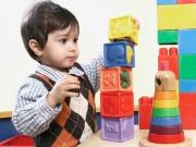 Làm mẹ - Trẻ thông minh hơn nhờ những khối đồ chơi lắp ghép