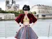 Làng sao - Jessica Minh Anh bay bổng bên  tháp Eiffel