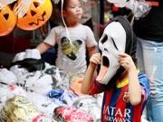 Mua sắm - Giá cả - Thị trường Halloween tràn lan đồ kinh dị, bạo lực