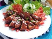 Bếp Eva - Dạ dày heo om nước dừa ngon cơm