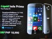 """Eva Sành điệu - Liquid Jade Primo, chiếc """"PC bỏ túi"""" hấp dẫn"""