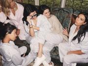 Làng sao - Kim Kardashian mở tiệc trước ngày sinh em bé