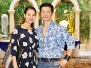 Bebe Phạm hạnh phúc bên ông xã Dustin Nguyễn