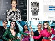"""BST Balmain x H&M bị hét giá """"cắt cổ"""" trước giờ ra mắt"""