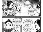 Nuôi con - Ký sự ăn dặm bằng tranh cực bổ ích của mẹ Việt