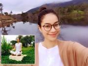 Làng sao - HH Phạm Hương tìm về chốn yên bình sau khi đăng quang