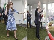 """Làng sao - Công nương Kate bị Hoàng tử William """"đánh bại"""""""