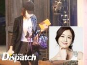 Làng sao - Bắt gặp Kim Tae Hee bí mật đi làm đẹp