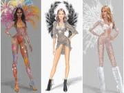 Thời trang - Hé lộ 3 mẫu nội y đầu tiên tại Victoria's Secret Show 2015