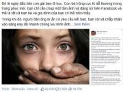 """Làm mẹ - 3 """"NÊN"""" ngừa nguy hiểm từ đăng ảnh con lên Facebook"""