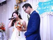 Làng sao - Bảo Trâm Idol xúc động hát tặng chồng trong ngày cưới