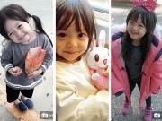 Làm mẹ - 'Bông hồng lai' 3 tuổi Nhật Bản gây sốt khắp châu Á vì quá xinh
