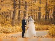 Eva Yêu - Ảnh cưới mùa thu Nhật Bản đẹp như mơ của cặp đôi 9x