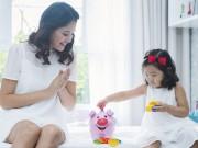 """Làm mẹ - Học cách chăm con """"nhàn tênh"""" của HH Hương Giang"""