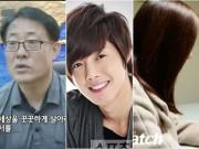 Bố Kim Hyun Joong  & quot;không thèm & quot; nhìn mặt cháu nội