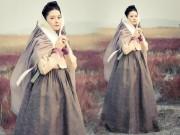 Làng sao - Ngắm Lee Young Ae đẹp hút mắt với tạo hình cổ trang