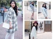 Thời trang - Nữ công sở sành điệu với cardigan hot nhất thu đông 2015