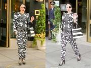 """Lady Gaga gây sốc với kính """"bên còn bên mất"""""""