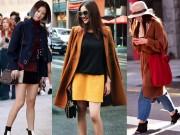 Hé lộ 3 gam màu sẽ hạ gục mọi phái đẹp thu đông 2015