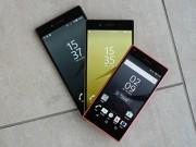 Eva Sành điệu - Samsung muốn đưa cảm biến camera của Xperia Z5 lên Galaxy S7