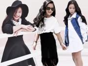 Thời trang - Ngắm bé gái Việt liên tục bị nhầm là sao nhí Hàn Quốc
