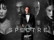 Lịch chiếu phim rạp Quốc gia từ 6/11-12/11: 007: Spectre