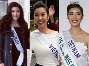 Hành trình đến ngôi vị Á hậu Hoa hậu Quốc Tế của Thúy Vân