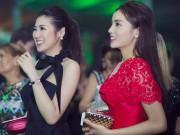 Làng sao - Á hậu Tú Anh đọ sắc cùng Hoa hậu Kỳ Duyên