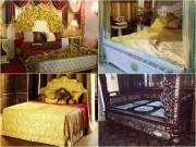 Nhà đẹp - Những chiếc giường đắt nhất Việt Nam