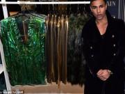 Thời trang - NTK của Balmain bị chỉ trích vì làm quá ít đồ cho H&M
