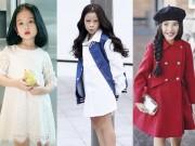 Thời trang - 3 mẫu nhí mặc đẹp bậc nhất Sài Thành