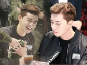 Park Seo Joon khoe vẻ điển trai khiến fan mê mẩn