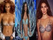 Thời trang - 20 chiếc áo lót triệu đô lẫy lừng thế giới của Victoria's Secret