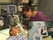 Eva Yêu - Xót thương cô gái có chồng bị tai nạn trước ngày cưới