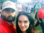 Tin tức - Anh: Chồng bắn chết vợ rồi chụp ảnh đăng Facebook