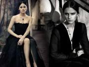 Làng sao - Emma Watson như U50 trên tạp chí Vogue