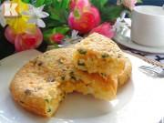 Bếp Eva - Vào bếp vài phút với món bánh trứng cơm chiên