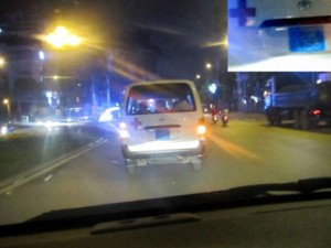 """Sự thật xe cứu thương bỏ mặc nạn nhân vụ """"taxi điên"""""""