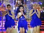 ' Selena Gomez '  nhí khiến Hoài Linh phấn khích
