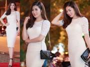 Thời trang - Á hậu Tú Anh gợi cảm cùng váy bó sát