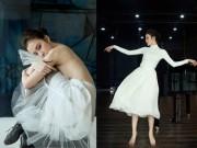 Thời trang - Angela Phương Trinh bán nude trong trang phục ba lê