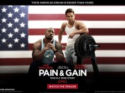Lịch chiếu phim - Cinemax 22/11: Pain & Gain